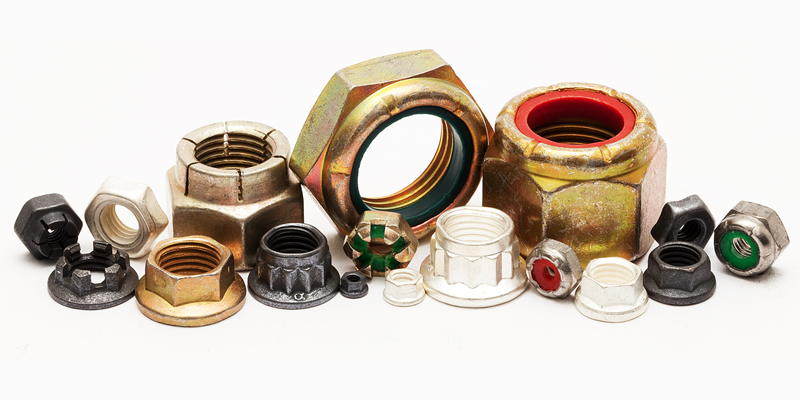 Aerospace Hex Nuts from Aircraft Fasteners | Aircraft Fasteners